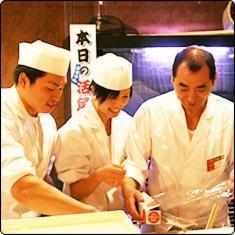 寿司居酒屋 さかなや道場 徳島駅前店の画像・写真
